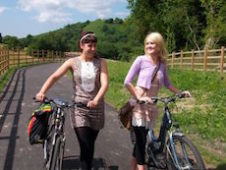 Llantrisant Cycle Route